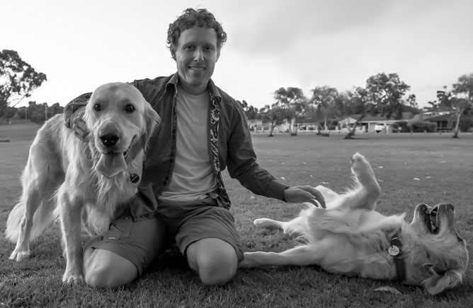 Dean Wormald, Dog Photographer